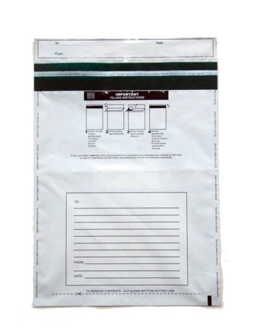 Tamper Evident Security Envelopes