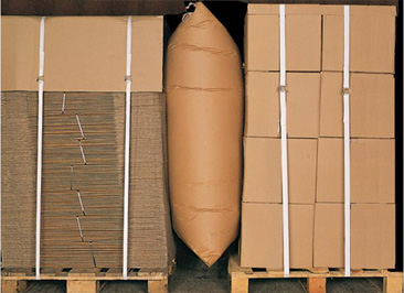 Dunnage Bags | Paper and Woven Dunnage Bags